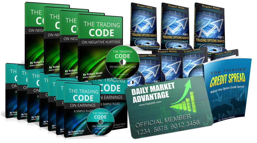 The Trading Code And Daily Market Advantage