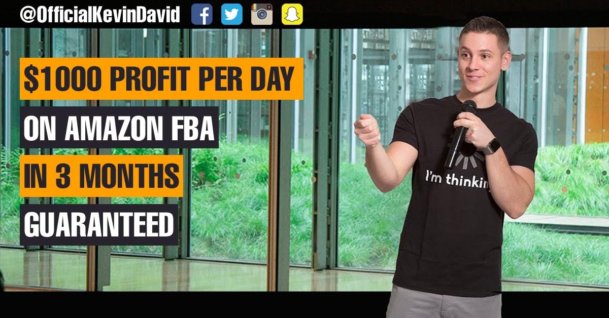 Amazon FBA Ninja Kevin David